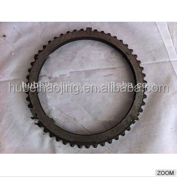 Heavy truck gearbox parts synchronization ring