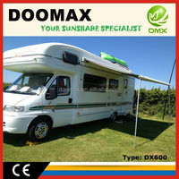 #DX600 Aluminum Frame Mobile Carport