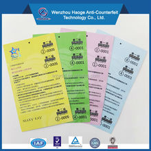 Custom entrance ticket printing Coupon tickets,voucher & discount coupon