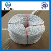 10MM 3 String-Twisted White Pp Rope