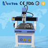 Acctek cnc plastic sheet cutting machine for wood, MDF, acrylic, stone, aluminum