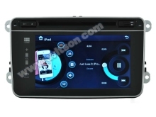 WITSON ANDROID 4.2 VW SCIROCCO 2008-2011 AUTO DVD WITH 1.6GHZ FREQUENCY A9 DUAL CORE CHIPSET STEERING WHEEL SUPPORT