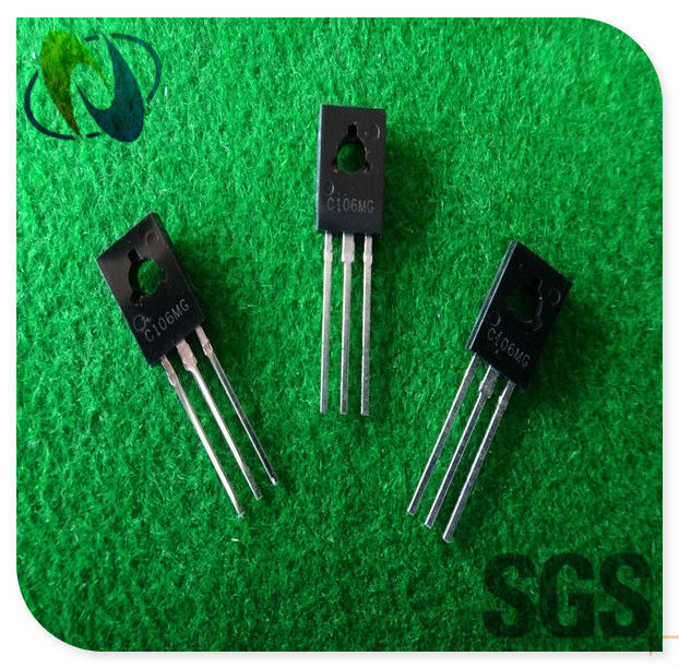 Silicon controlled rectifiers reverse blocking triode thyristors C106MG