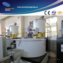 Wood plastic mixer PVC mixing machine