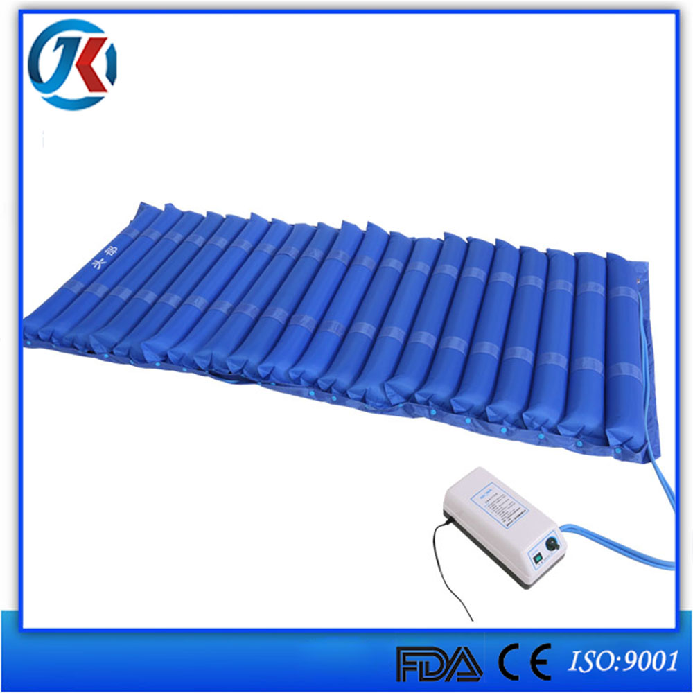 Medical inflatable adjustable air mattress