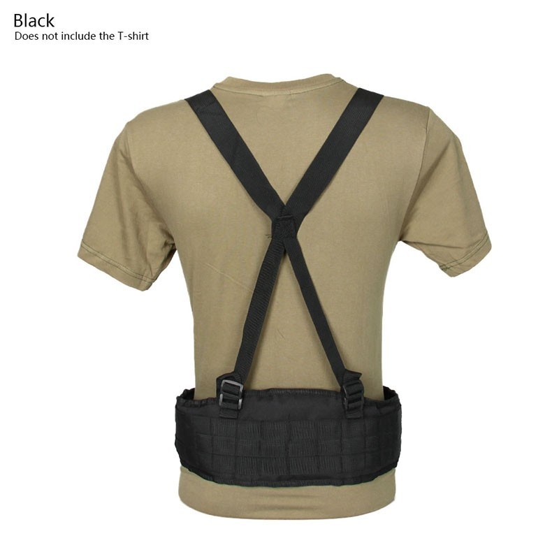 Best Selling Utility Military Surplus Field Gear Tactical Police Belt