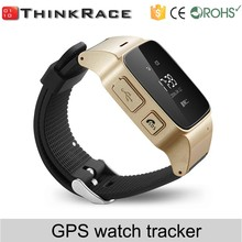 Professional SOS GPS GPRS tracking location gps watch tracker for senior citizen