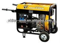 Residential Portable Diesel Generator (AD3800/5800DCE-B )