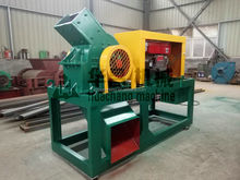 Glass recycling machine, glass hammer crusher, completely glass crushing plant
