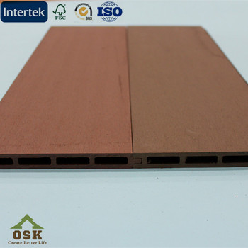 osk high quality waterproof wpc wall cladding with great price