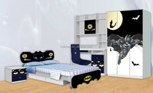 Dongguan UV High Gloss Batman Childrens Furniture