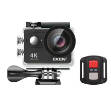 Sibotesi 2016 best sell eken h9 ultra hd 4k action camera 170 degree underwater 4k hd videocamera 4k cctv camera
