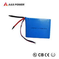 high discharge rate 45C polymer 12V lithium battery pack 9000mAh for car starter