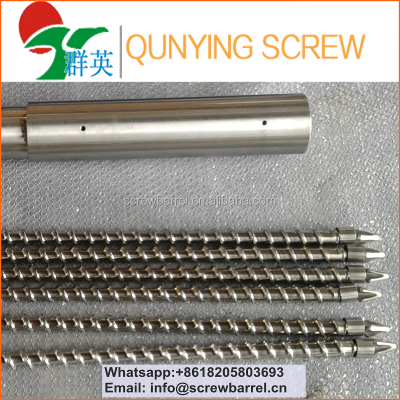 SKD61 Screw And Barrel For JAPANESE injection machine