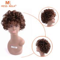 Good sale synthetic fibre front lace wigs