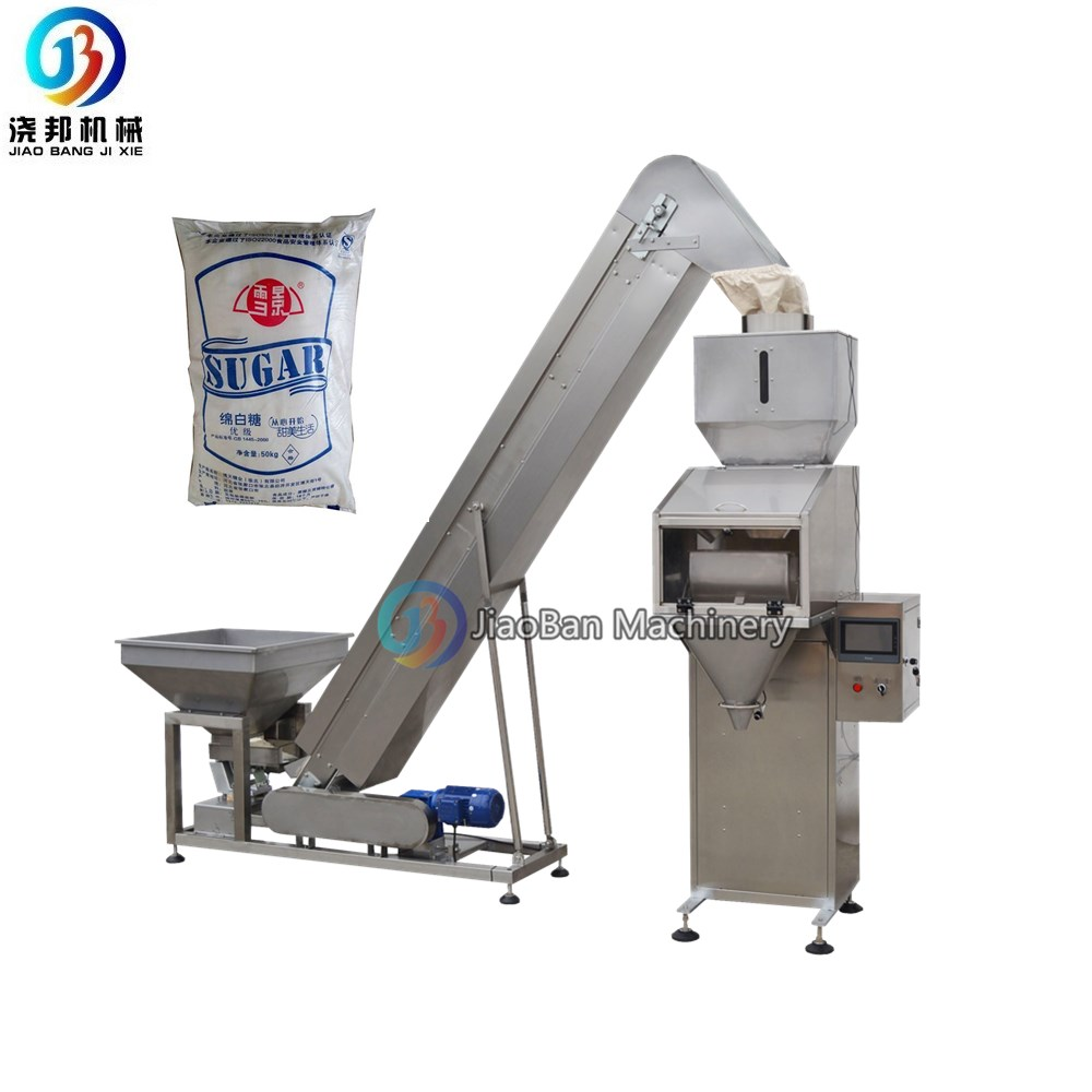 2kg 5kg 10kg weighing and filling machine for rice sugar <strong>grains</strong> bag