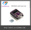 high quality DRV8825 Stepper Driver Board with Heat Sink
