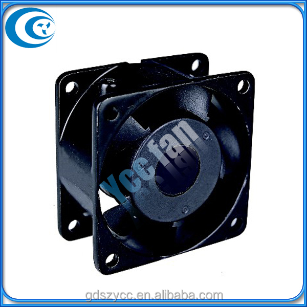 Industrial Equipment Axial fan 220V ac for 60x60x30mm ventilator fan