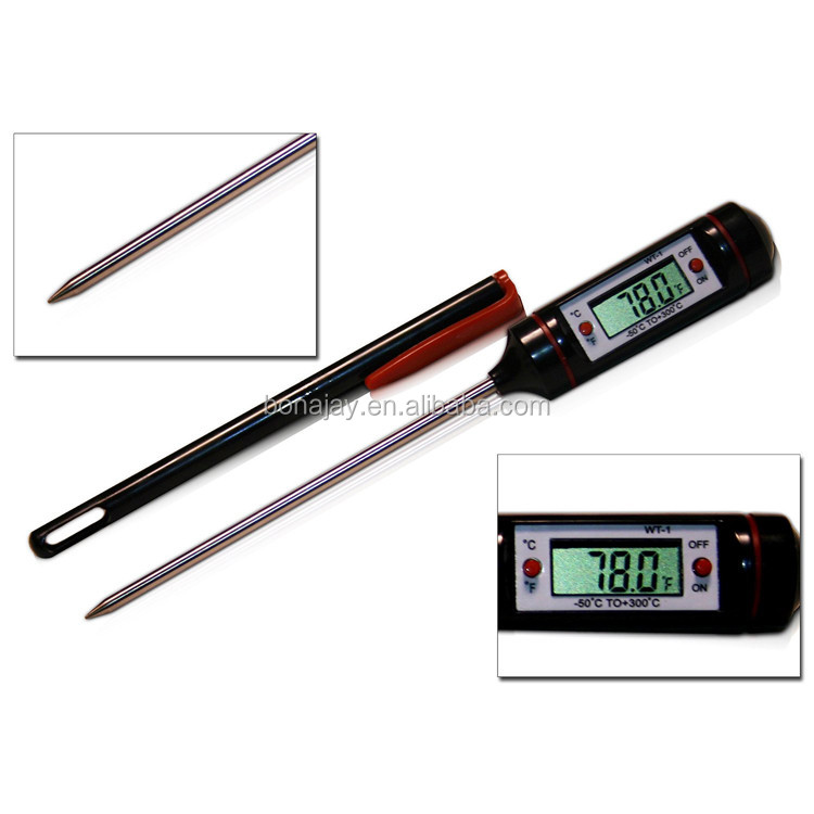 INSTANT READ KITCHEN cooking thermometer meat thermometer for food bbq digital