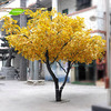 GNW BTR050 Artificial Autumn Trees Yellow