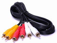 hot selling Audio RCA cable 1m 1.8m 2m 3m 5m 10m