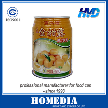 3PC Round Juice Cans For Drink Packing 691