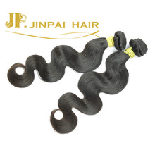 JP Hair Hot Selling Body Wave Hair Product Virgin Remy Peruvian Human Hair Weaving