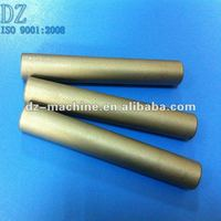 OEM/ODM hard chrome plated copper pipe machined copper parts /chrome pipe