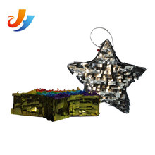 New year wholesale mini pinata kid's birthday lucky star