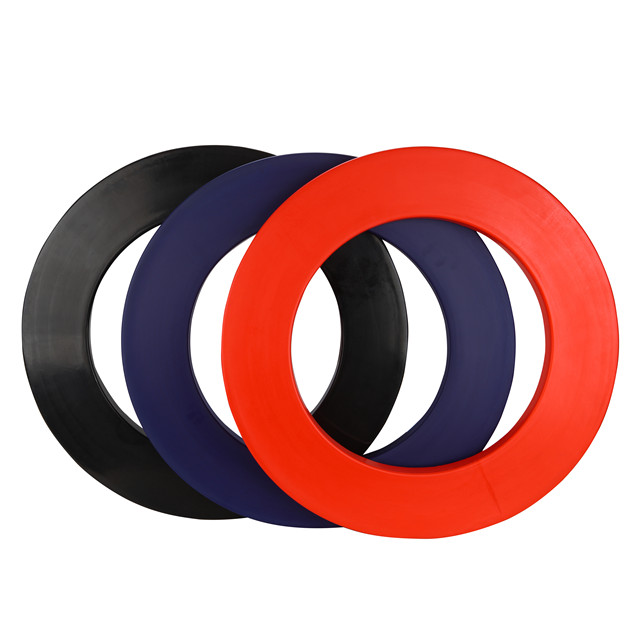 Black dart shaft rubber O ring