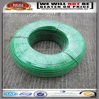 pvc coated galvanized steel wire rope 1*7/7*7/7*19