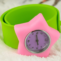 manufacture the cheapest customized silicone wrist watch