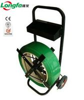 PET/PP strapping dispenser cart in machinery