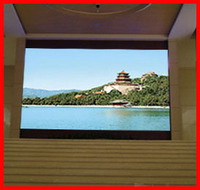 high resolution ali hd p7.62 sexy vedio indoor smd 3 in 1 full color stage led display bus led display screen