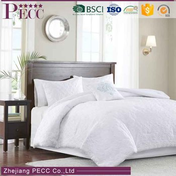 BS-0051 Factory Price Super Soft Natural Comfort Super King Size Bedding Sets