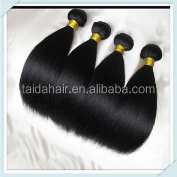 Hot Selling Double Weft Virgin Brazilian Hair Extensions