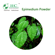 Boost Testosterone Epimedium powder with Icariin 10%~98%