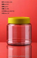Customized Printing and Size FDA Food Safety Honey Squeeze Bottle