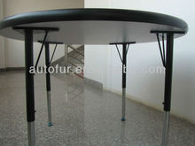 Adjustable height folding table legs for kindergarten ,kindergarten table leg brackets