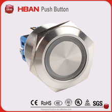 led metal pushbutton switch