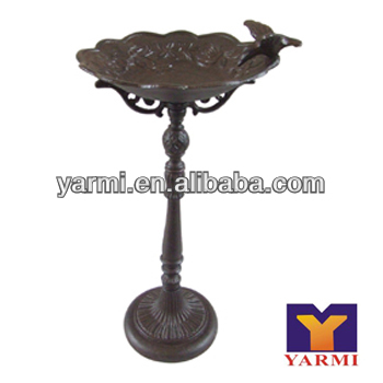 METAL BIRD FEEDER WHOLESALE WITH STAND