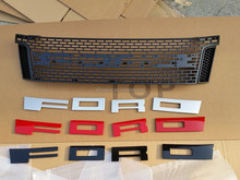 New product Auto/Car for F o r d Ranger 2012 -2014 ABS chrome Raptor modified grill discount time coming,alibaba supplier