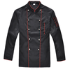 /product-detail/unisex-black-poly-cotton-long-and-short-sleeve-catering-coat-kitchen-chef-jackets-60551403759.html