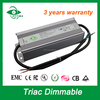 T8 driver led 3 years warranty SAA CE RoHS 12 volt Constant Voltage LED transformer for led driver