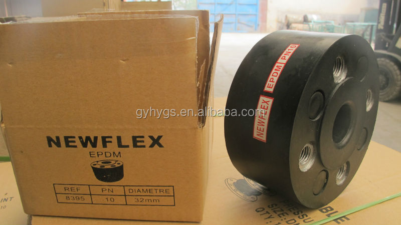 Good quality compacted rubber expansion joint
