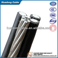 Low Voltage Overhead Feeders Overhead Cable ABC cable