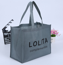 high quality reuse non woven advertising bags purple non-woven shopping useful nonwoven bag