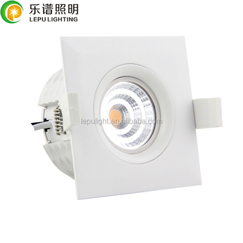 CE Rohs Nemko IP44 5W 7W 9W 15W COB LED Downlight, LED Light Downlight , LED Light