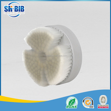electric rotating cleaning nylon disc round brush