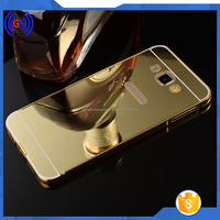 Smart Phone Hot New Products For 2015 Aluminum Mirror Metal Case Cover For Samsung Galaxy Note 4